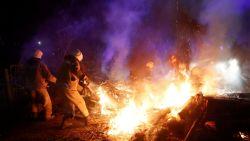 Rellen in Oekraïne bij terugkeer geëvacueerde landgenoten uit Wuhan