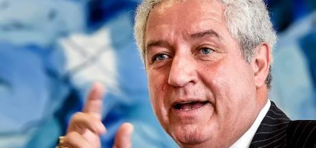 Vertrekkend burgemeester Niederer van Roosendaal: 'Liever 'u' en 'burgemeester' in plaats van 'jij' en 'Jacques''