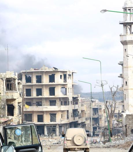 """Le risque d'escalade en Syrie """"augmente d'heure en heure"""" si rien n'est fait"""