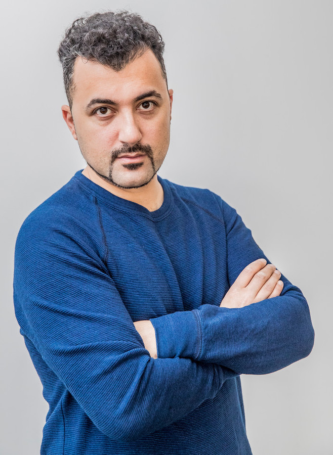 Özcan Akyol trapt de serie 'In gesprek met...' bij CODA af.