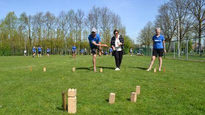 Belgisch kampioenschap KUBB in Doornpark: voor eerste maal ook categorie voor kinderen