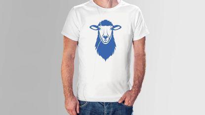 OpgewekTienen lanceert shirt voor 'schapenkoppen'