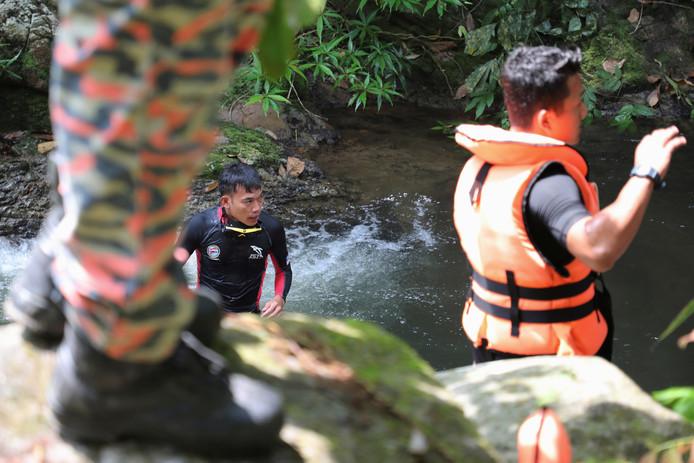 Zoekactie in Maleisië, REUTERS/Lim Huey Teng