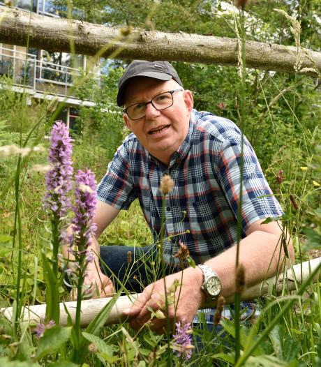 'Natuur is beste medicijn voor alles' vindt stadsecoloog André van Kleinwee uit Woerden