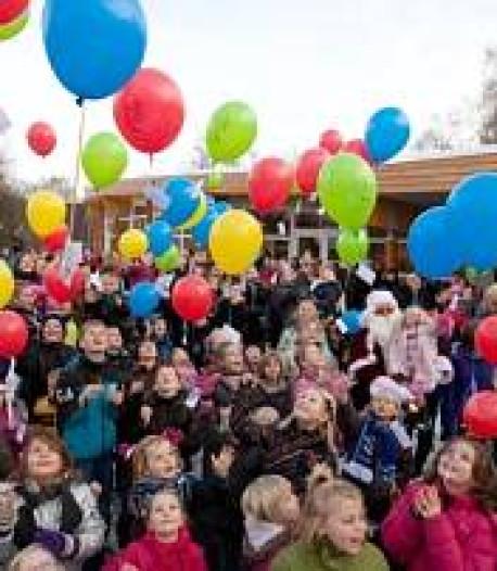 Kampen verbiedt oplaten ballonnen