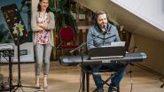 Zanger Udo verrast Heidi met lied van haar verongelukte vader