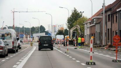 Nieuwe fase van nutswerken op N70: gewestweg afgesloten ter hoogte van IJzerstraat