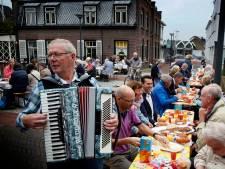 Opnieuw ontbijten op de grens in Hardinxveld-Giessendam