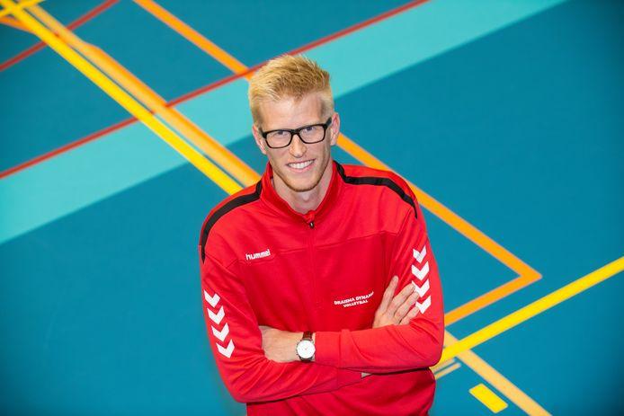 Michiel van Dorsten blijft als teammanager langer verbonden aan Dynamo.
