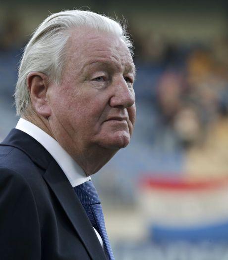 'Mister RKC' Henk van Delft op 83-jarige leeftijd overleden