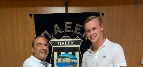 's-Heerenbergenaar Bert Esselink hoopt op Cyprus wél door te breken als profvoetballer