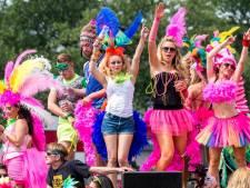 Gouda in 2018 Roze Stad