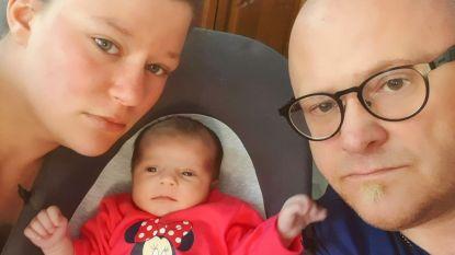 Baby Zoë nu toch opgenomen in het Jessa Ziekenhuis