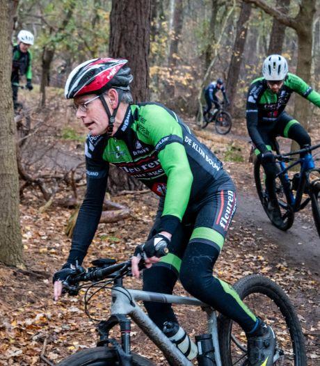Mountainbiken is hot: bossen zitten vol met mtb'ers die wél nog een fiets konden krijgen