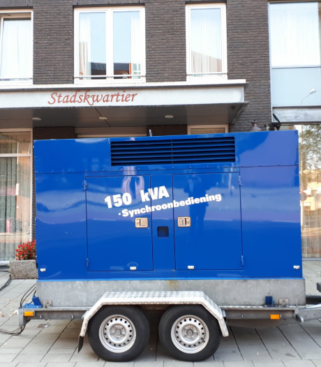 Grote stroomstoring in Rijssen en Holten inmiddels verholpen