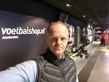 Bas uit Oldenzaal runt de grootste voetbalshop van Nederland, maar blijft 'FC Twentefan voor het leven'