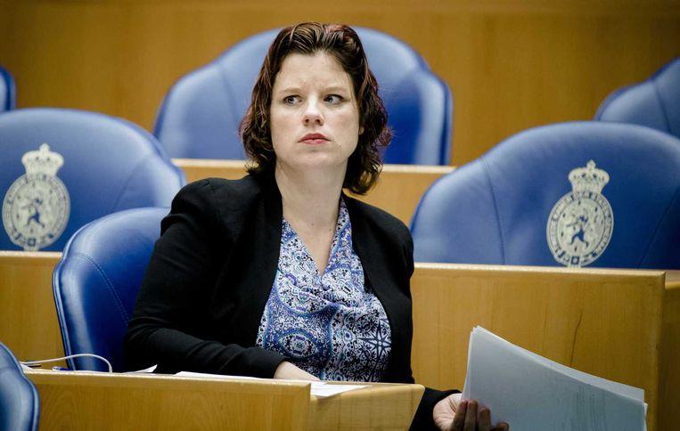 Kamerlid Linda Voortman. Beeld anp