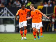 Oranje op rapport: Malen en Wijnaldum slopen Duitsland