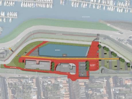 Oude Haven in Colijnsplaat wordt weer als nieuw
