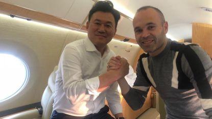FT buitenland 23/05: Iniesta zet koers naar Japan - Monsterboete voor Falcao wegens fiscale fraude