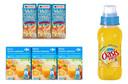 Multi-vitaminesap, Nectar Multivruchten uit sapconcentraten, Oasis Pocket Orange