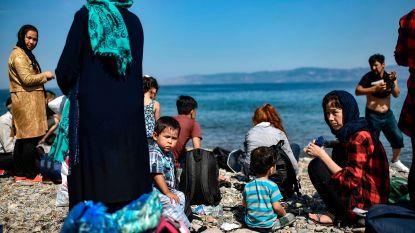 Zo'n 160 migranten opgepakt in Egeïsche Zee