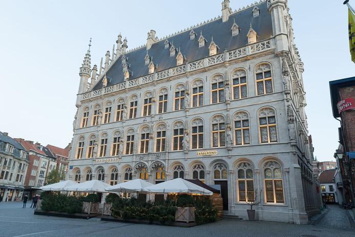 """L'hôtel """"The Fourth"""" à Louvain"""