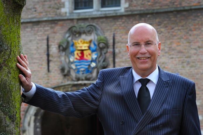 François Babijn van de Partij voor Zeeland