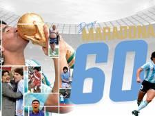 Joueur starifié, incarnation de tous les excès, destin extraordinaire: Maradona fête son 60e anniversaire