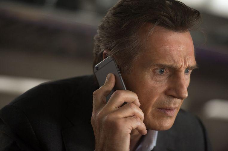 Liam Neeson mag dus wel bellen met een iPhone