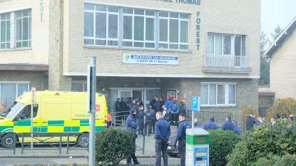 """Onrust blijft aanhouden in 'rellenschool' Vorst: """"We voelen ons hier niet meer veilig"""""""