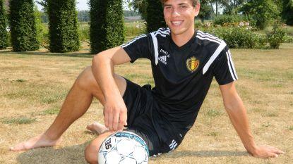 Niels (20) geselecteerd voor 'Dove Duivels'