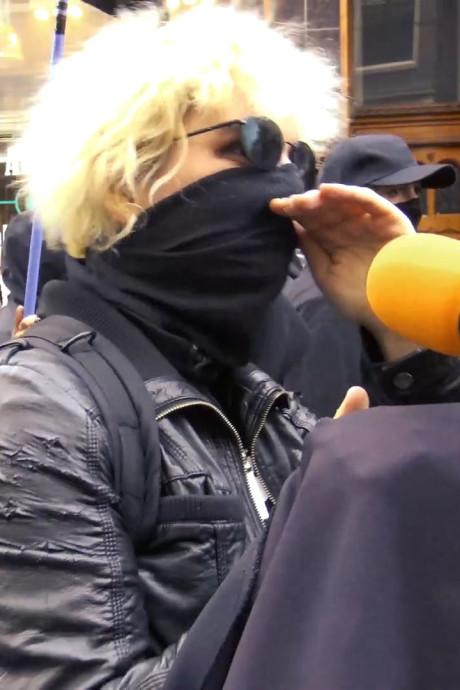 Ondanks haar jonge leeftijd is Mila de gangmaker bij extreemlinks in Nijmegen