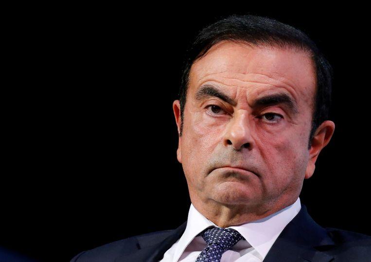 Carlos Ghosn. Beeld Reuters