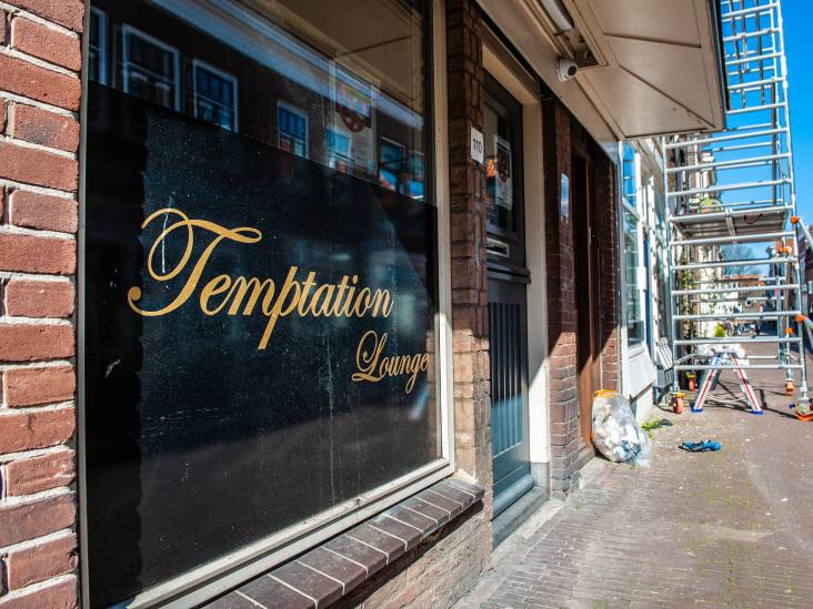 Temptation Lounge Gouda voorgoed op slot, als het aan Burgemeester Verhoeve ligt