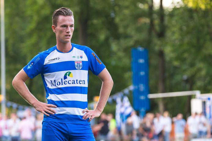 De toekomst van Sander van Looy ligt in Zweden.