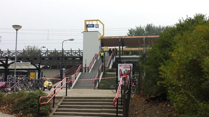 Station Den Bosch Oost.