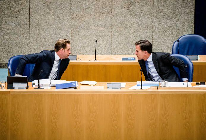 De Jonge wil VVD-leider Mark Rutte opvolgen als premier.