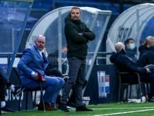 NAC-trainer Steijn: 'We hebben karakter getoond en bij vlagen behoorlijk gevoetbald'