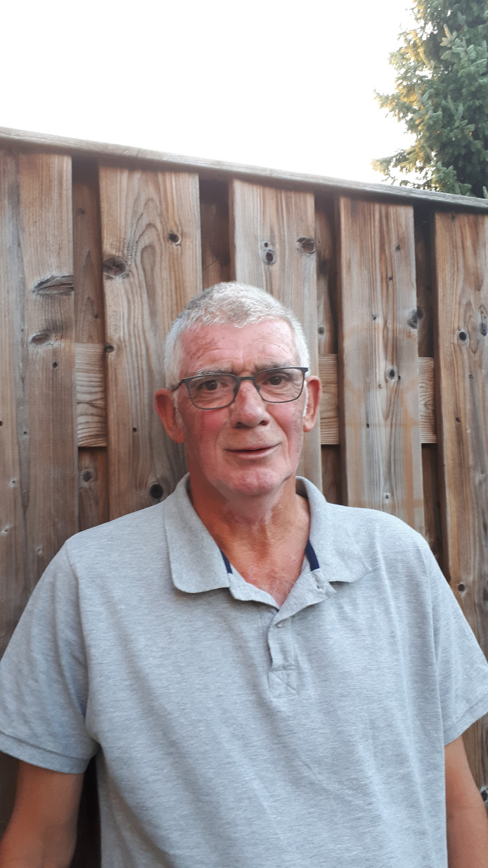 Chris van Summeren uit Geffen begon op 16 augustus 1969 bij Organon in Oss.