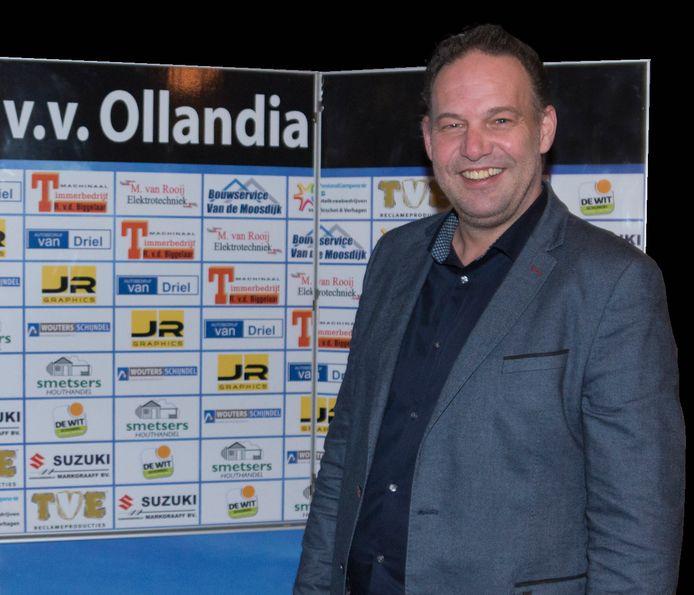 Bas van Engelen, trainer van Ollandia.