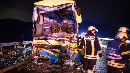 Tweede buschauffeur ligt als enige zwaargewonde nog in Duits ziekenhuis