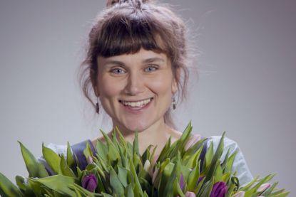 """Zo vond Paulien van Blommm geld voor haar eerlijke bloemen: """"Na 9 dagen had ik mijn startkapitaal al binnen"""""""