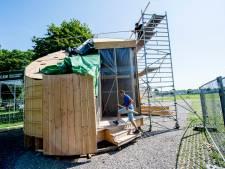 Meeloten voor kavel tiny house in Apeldoorn? Dat is dan 50 euro