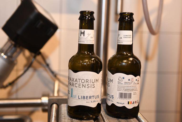 Het eerste abdijbier van brouwerij Braxatorium Parcensis is een feit.