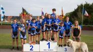 Skeelers van RSC Tienen halen medailles op Sugar Cup