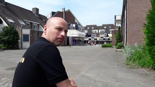 Ronald Mol, van de Blokker en voorzitter van de winkeliersvereniging Dijkcentrum