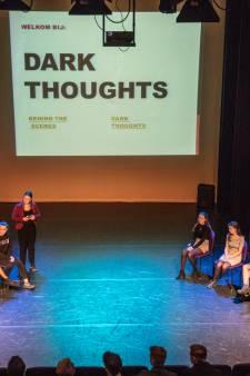 Danseressen in Helmond verbeelden én verwoorden donkere gevoelens