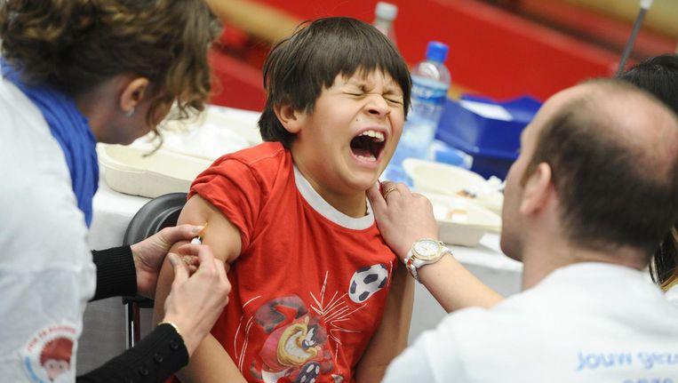 Stel Vaccinatie Zo Nodig Even Uit De Volkskrant