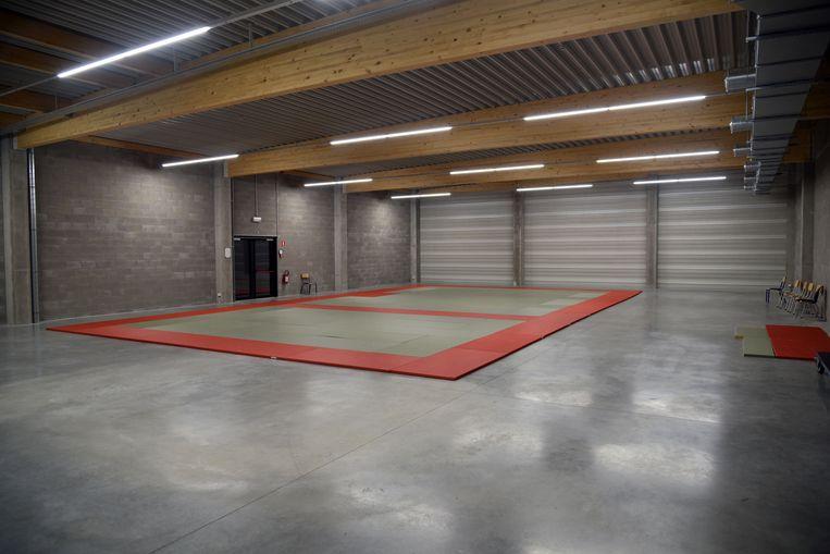 Het jeugd- en sportcentrum Koldam werd officieel geopend.